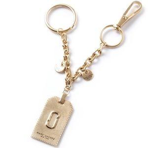 NWT Marc Jacobs key ring